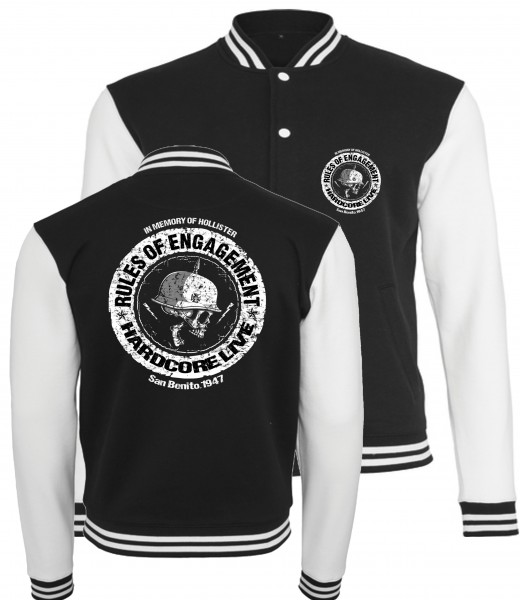 College Jacke Rules of Engagement