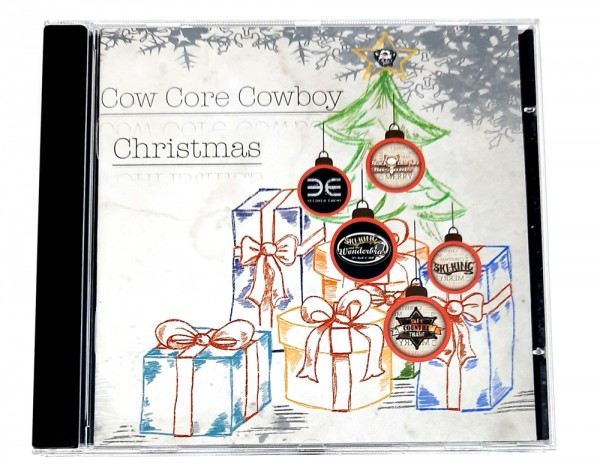 CD Various Artists - Cow Core Cowboy Christmas