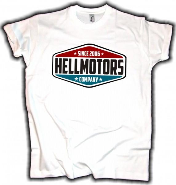 Herren T-Shirt Since 06 in weiß