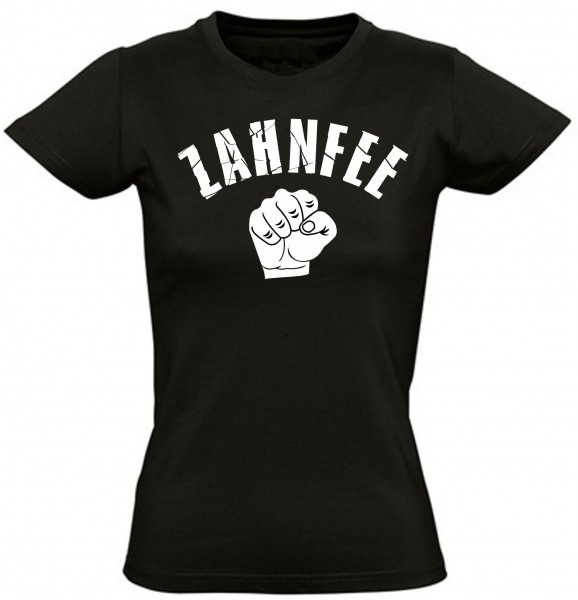 "Girly T-Shirt ""Zahnfee"""