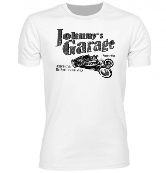 Herren T-Shirt Johnnys Garage