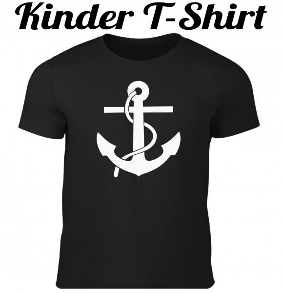 Kinder T-Shirt Anker