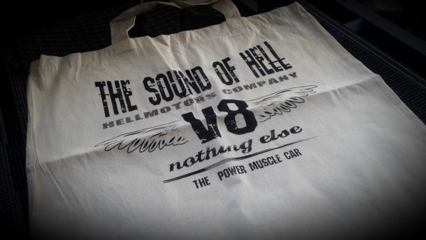 Beutel Sound of Hell - Hellmotors
