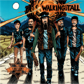 CD Ski's Country Trash Walking Tall