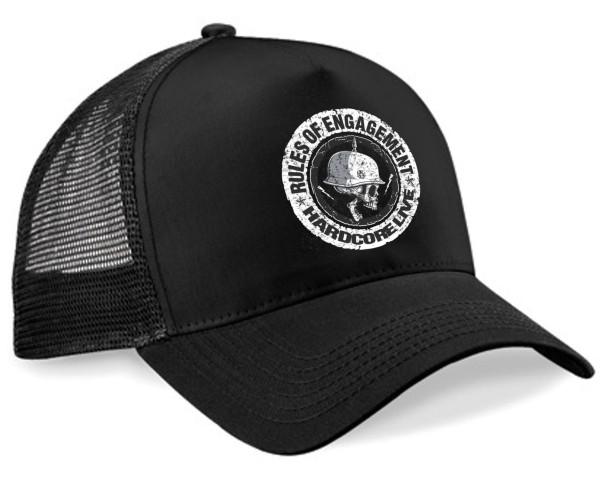HELLMOTORS Trucker CAP Rules of Engagement