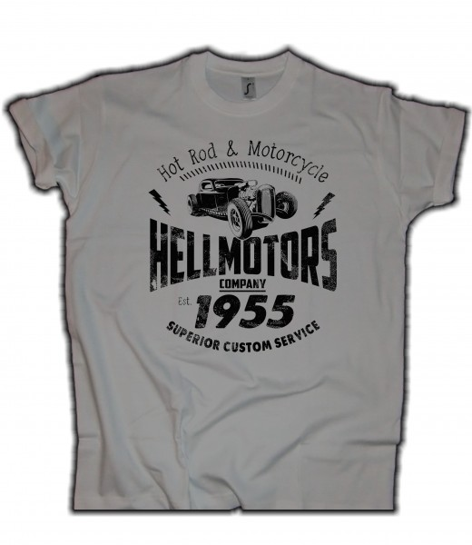 Hot Rod T-Shirt 1955